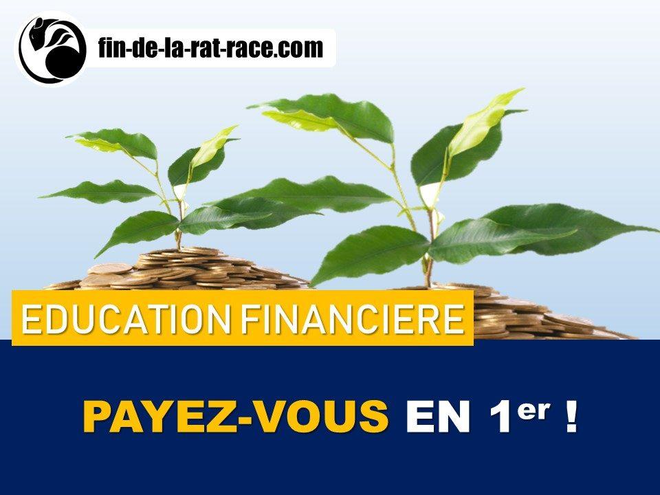 Liberté financière : payez-vous en premier !