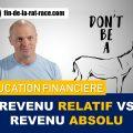 Liberté financière : le revenu relatif vs revenu absolu (Tim Ferris)