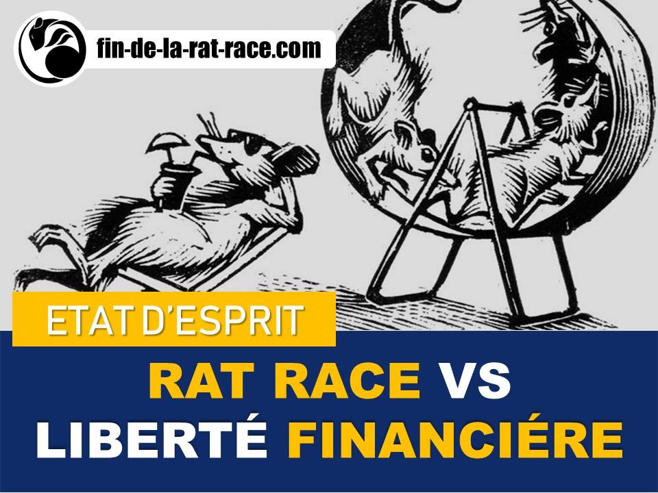 Rat Race VS liberté financière : la preuve par l'exemple