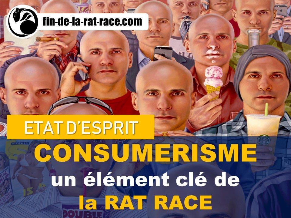 Atteindre la liberté financière : consumérisme et la Rat Race