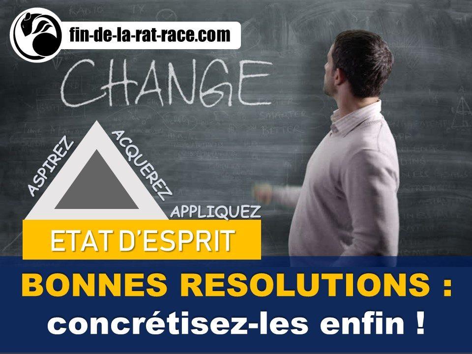 Liberté financière et bonnes résolutions