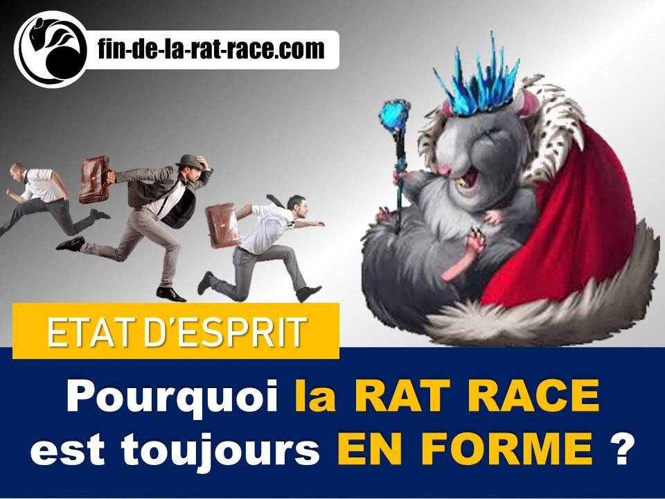 Liberté financière : pourquoi la Rat Race est toujours en super forme ?