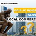 Liberté financière : avez-vous pensé à investir dans un local commercial ?