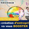 Liberté financière : la création d'entreprise et let développement financier