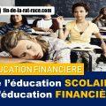 Sortir de la Rat Race : plaidoyer pour l'éducation financière