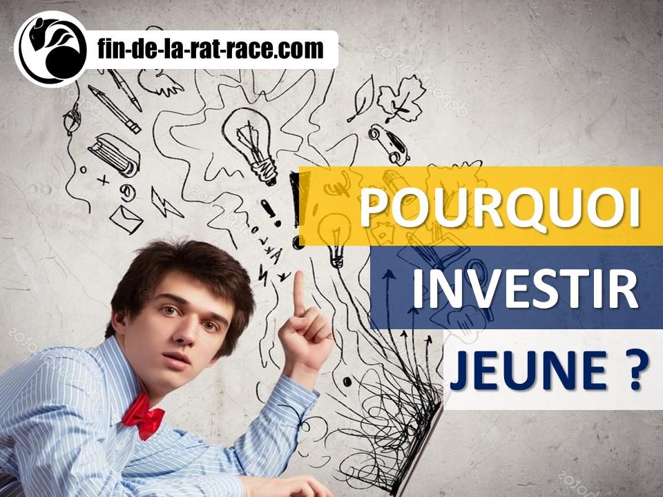 Sortir de la Rat Race : Pourquoi est-il important d'investir jeune ?