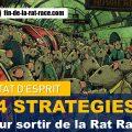 Obtenir la liberté financière : 4 stratégies pour sortir de la Rat Race
