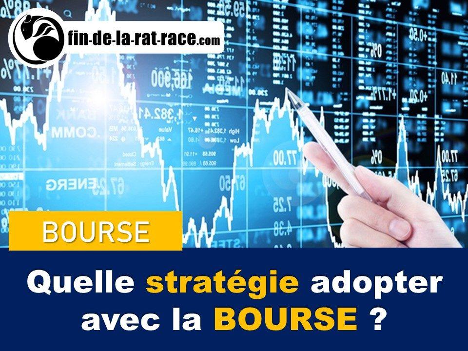 Liberté financière : quelle stratégie pour démarrer en bourse ?