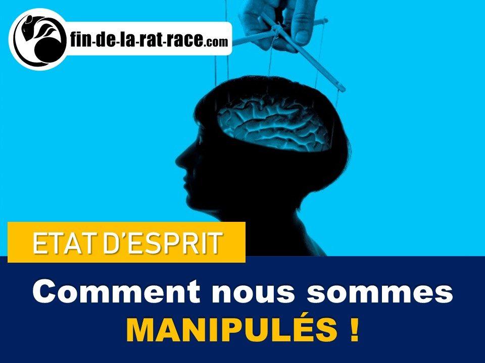Sortir de la Rat Race : comment nous sommes manipulés