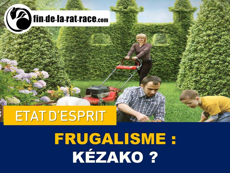 Frugalisme et liberté financière pour sortir la Rat Race